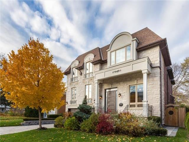 12 Wycliffe Cres Toronto